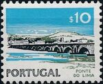 Portugal 1974 Landscapes and Monuments (4th Group) a