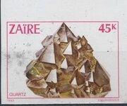 Zaire 1983 Minerals m
