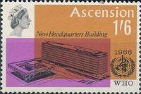 Ascension 1966 Inauguration of WHO Headquarters Geneva b