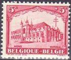 Belgium 1928 Anti Tuberculosis - Cathedrals a