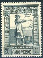 Cape Verde 1938 Portuguese Colonial Empire e