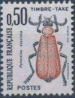 France 1982 Insects - Postage Due Stamps (1st Issue) c