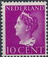 Netherlands 1940 Queen Wilhelmina c