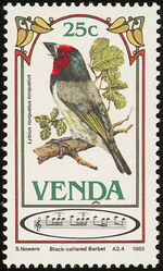 Venda 1985 Songbirds b