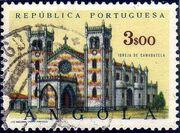 Angola 1963 Churches j