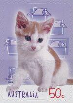 Australia 2004 Cats & Dogs l