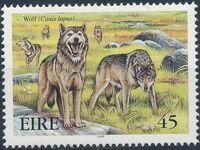 Ireland 1999 Extinct Irish Animals d