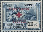 Portugal 1932 Red Cross - 400th Birth Anniversary of Camões e