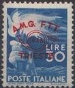 Trieste-Zone A 1948 Trieste Philately Congress d