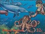 United Nations-New York 1998 International Year of the Ocean k