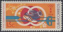 Cuba 1964 Summer Olympics - Tokyo f