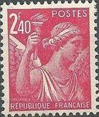 France 1944 Iris (3rd Group) f