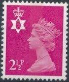 Great Britain - Northern Ireland 1971 Machins a