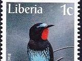 Liberia 1997 Birds
