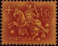 Portugal 1953 Definitives - Medieval Knight i.jpg
