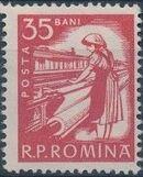 Romania 1960 Professions f