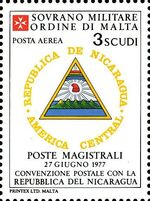 Sovereign Military Order of Malta 1986 Agreements Concluded by The Postal a
