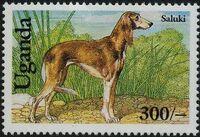 Uganda 1993 Dogs e