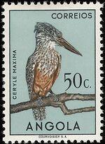 Angola 1951 Birds from Angola e