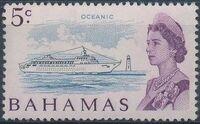 Bahamas 1967 Local Motives - Definitives e