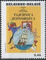 Belgium 2007 Tintin book covers translated k