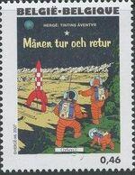 Belgium 2007 Tintin book covers translated r