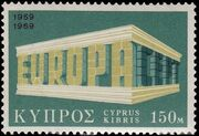 Cyprus 1969 Europa-CEPT c