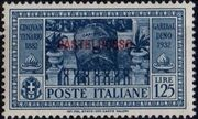Italy (Aegean Islands)-Castelrosso 1932 50th Anniversary of the Death of Giuseppe Garibaldi g