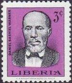 Liberia 1966 Liberian Presidents c