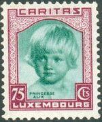 Luxembourg 1931 Princess Alix b