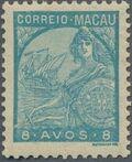 Macao 1934 Padrões i