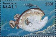 Mali 1997 Marine Life z