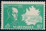 Martinique 1945 Victor Schoelcher g