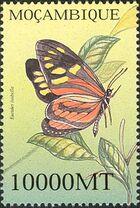 Mozambique 2002 Butterflies i
