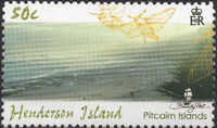 Pitcairn Islands 2006 Henderson Island Scenes a