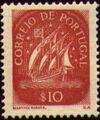 Portugal 1943 Portuguese Caravel (1st Issue) b.jpg