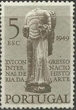 Portugal 1949 16th International Congress of History and Art b