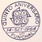 Portugal 1964 Europa PSMc