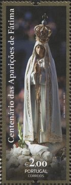 Portugal 2017 Centenary of the Apparitions at Fatima a