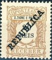 St Thomas and Prince 1913 Postage Due Stamps - 2nd Overprint c.jpg