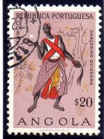 Angola 1957 Indigenous Peoples of Angola d