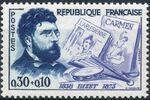 France 1960 Surtax for the Red Cross e