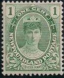 Newfoundland 1911 Royal Family a
