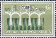 Cyprus 1984 EUROPA - CEPT a