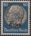 German Occupation-Alsace 1940 Stamps of Germany (1933-1936) Overprinted in Black o.jpg