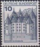 Germany, Federal Republic 1977 Strongholds and Castles a