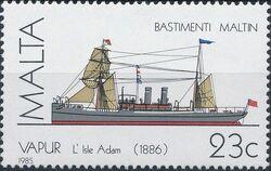 Malta 1985 Maltese Ships (3rd Series) d