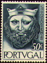Portugal 1955 Portuguese Kings c