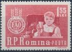 "Romania 1963 FAO ""Freedom from Hunger"" Campaign c"
