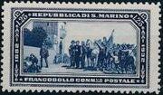 San Marino 1932 50th Anniversary of Giuseppe Garibaldi Death f